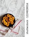 swedish christmas. gluten free...   Shutterstock . vector #1224828016