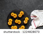 swedish christmas. gluten free...   Shutterstock . vector #1224828073