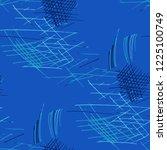 various pencil hatches....   Shutterstock .eps vector #1225100749