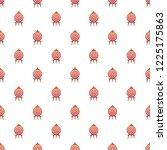 arch target pattern seamless... | Shutterstock . vector #1225175863