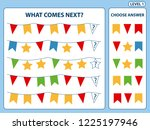 what comes next  is... | Shutterstock .eps vector #1225197946