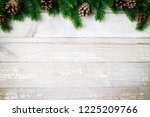 christmas card. christmas...   Shutterstock . vector #1225209766