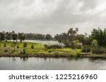 landscape of perth surroundings ... | Shutterstock . vector #1225216960