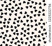 vector seamless pattern. simple ... | Shutterstock .eps vector #1225222756