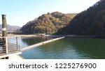 View of Kum river in Korea