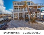 mexico beach  florida  united... | Shutterstock . vector #1225380460