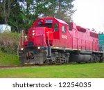 freight train | Shutterstock . vector #12254035