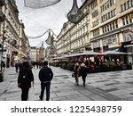 vienna  austria   november 1 ... | Shutterstock . vector #1225438759
