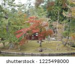 kyoto japan kansai | Shutterstock . vector #1225498000