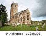 English Village Church And...