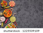 Assortment Of Colorful Candies...