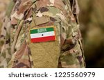 republic of somaliland flag on ... | Shutterstock . vector #1225560979