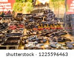 ravenna  italy   november 9 ...   Shutterstock . vector #1225596463