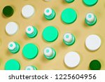 ecology recycling concept. many ... | Shutterstock . vector #1225604956
