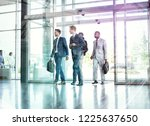 successful business people... | Shutterstock . vector #1225637650