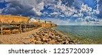 hammamet  tunisia   oct 2014 ... | Shutterstock . vector #1225720039