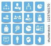 economy and marketing vector...   Shutterstock .eps vector #1225760170