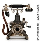 Retro Phone   Vintage Telephon...