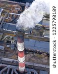 coal fossil fuel power plant... | Shutterstock . vector #1225798189