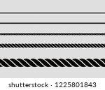 rope vector illustration | Shutterstock .eps vector #1225801843