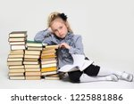 education and school concept  ... | Shutterstock . vector #1225881886