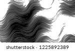 black and white horizontal...   Shutterstock . vector #1225892389
