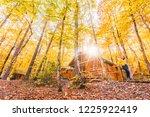 4 november 2018  bolu turkey ... | Shutterstock . vector #1225922419