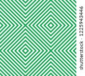 green square line pattern... | Shutterstock .eps vector #1225943446