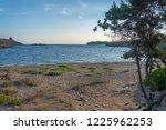 es grau natural park  menorca ... | Shutterstock . vector #1225962253