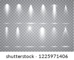 scene illumination collection ... | Shutterstock .eps vector #1225971406