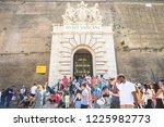 rome  vatican state   august 24 ...   Shutterstock . vector #1225982773