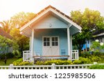 Little Blue House Cottage In...