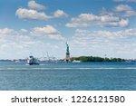 new york city  usa   june 7 ... | Shutterstock . vector #1226121580