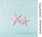 christmas concept.  creative... | Shutterstock . vector #1226167570