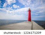Lighthouse Background With Cop...