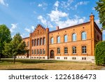 high school  bad langensalza ... | Shutterstock . vector #1226186473