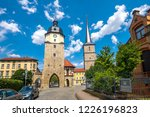 ried gate in arnstadt  th... | Shutterstock . vector #1226196823