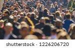 new york   circa november 2018  ... | Shutterstock . vector #1226206720