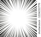 graphic explosion with speed... | Shutterstock .eps vector #1226222770