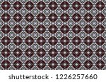 gray  black and brown diagonal... | Shutterstock . vector #1226257660