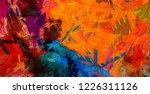 abstract texture background.... | Shutterstock . vector #1226311126
