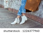 detail of fashionable young...   Shutterstock . vector #1226377960