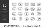 computer electronic devices... | Shutterstock .eps vector #1226382616