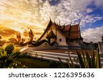Buddhist Temple Of Wat Phumin...