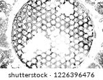 abstract background. monochrome ... | Shutterstock . vector #1226396476