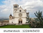 assisi  italy   october 27 ... | Shutterstock . vector #1226465653