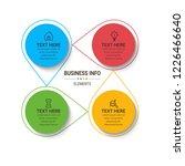 simple modern infographics...   Shutterstock .eps vector #1226466640