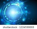 vector background abstract...   Shutterstock .eps vector #1226530003