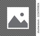 blank image placeholder... | Shutterstock .eps vector #1226550826