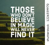 quote. best inspirational and... | Shutterstock . vector #1226559970